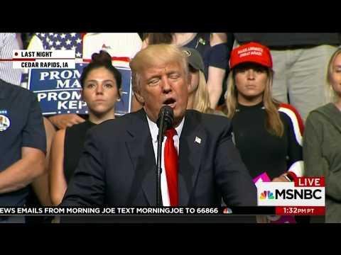 MSNBC: Dr Jason Johnson on Trump Calling New GOP...