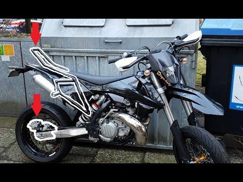 Handbrake & Stuntframe KTM 300 EXC TPI 2018