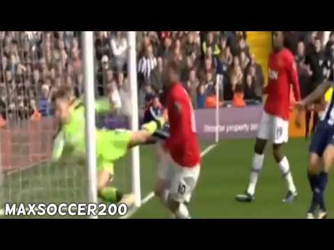 West Bromwich 0-3 Manchester United-ALL Goals Watch HD