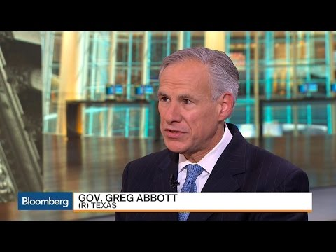 Texas Governor Greg Abbott: Federal Government Is Broken