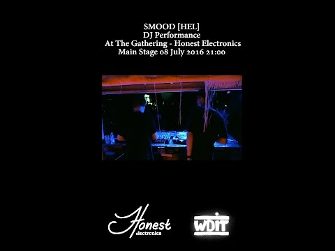 Weedo_It w/ SMOOD [HEL] at The Gathering - Honest Electronics Nicosia/Cyprus