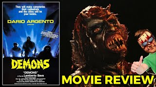 DEMONS (1985) - Movie Review