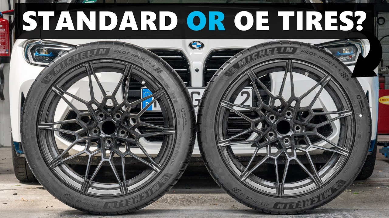 Download This Is Why You Should Fit OE Tires To Your Car! [Michelin Pilot Sport 4S vs 4S*]