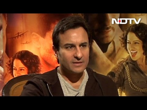 I Find Vishal Bhardwaj's Negative Roles Fascinating: Saif Ali Khan