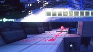 Amazing minecraft zuma video