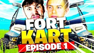 FORTKART (ft. Michou) : La défaite n'est pas possible !