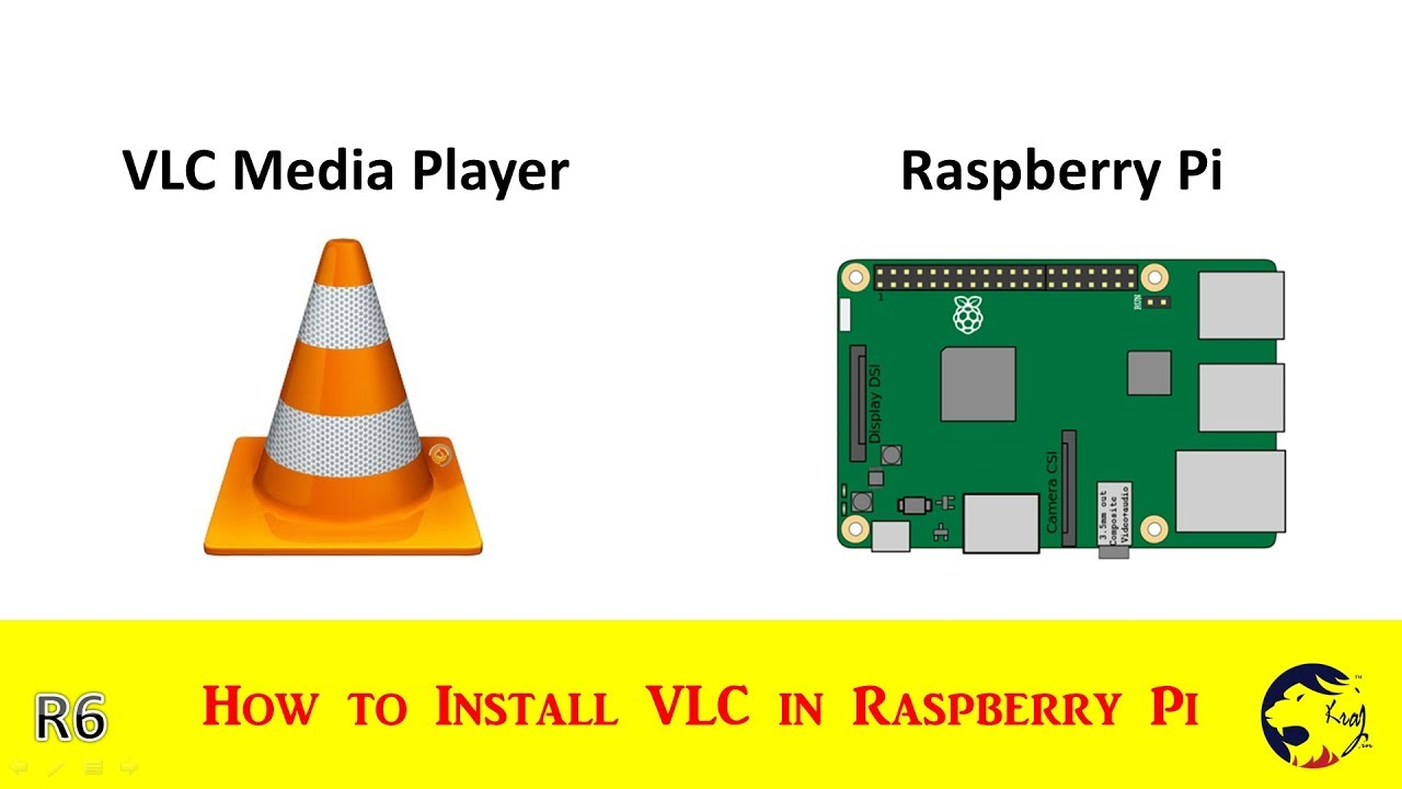 How to Install VLC Media Player in Raspberry Pi?