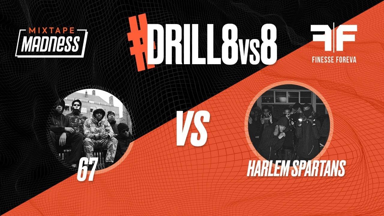 ICYMI: #Drill8Vs8 Harlem Spartans VS 67
