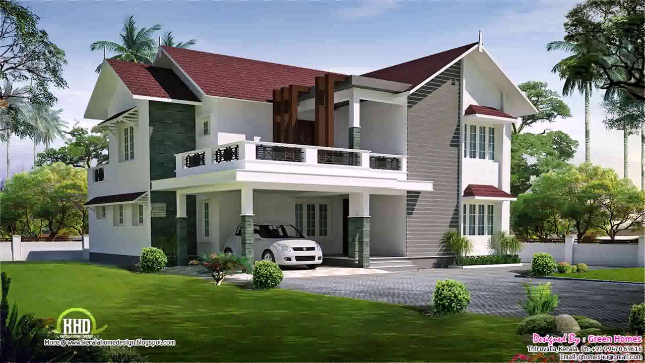 Visions Of Energy Efficient House Design See Description Youtube
