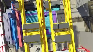 3D анимация для корпоративного фильма