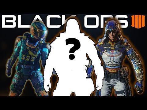 Black Ops 4: 3 New Specialist Characters Coming? (Spectre, Outrider & New)