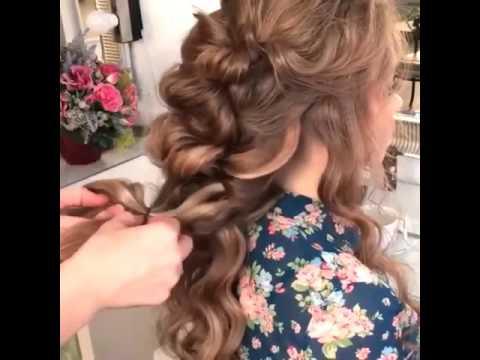 Wow Peinados Faciles Y Con Estilo Youtube