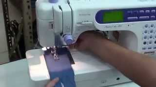 Компьютерная швейная машинка Janome MC 6500(Данную модель можно приобрести здесь http://shpulka.com.ua/ Доставка по всей Украине!, 2014-06-25T10:38:08.000Z)