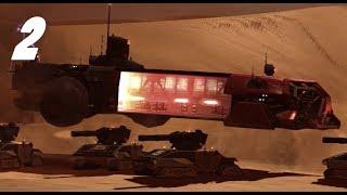 Homeworld: Desert Of Kharak Campaign Gameplay Part 2