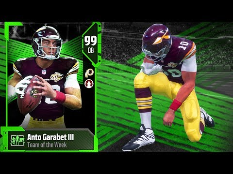 MADDEN 18 CAREER MODE - Player of The Week EP.4