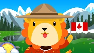 Guess the Country Geography Game | Plus More Educational Games for Kids! | CheeriToons screenshot 2