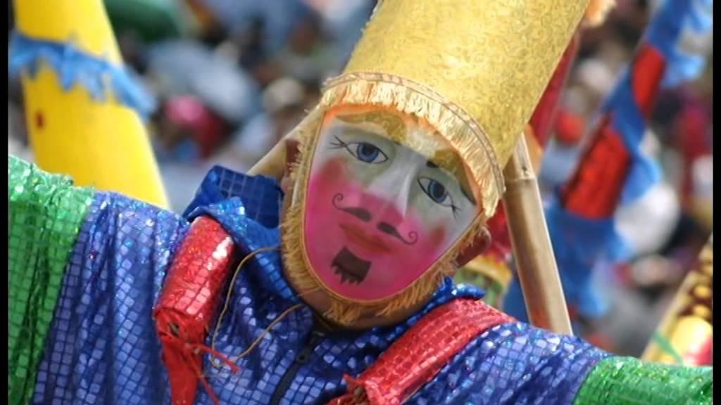 Carnaval de cajamarca m scaras youtube - Mascaras para carnaval ...