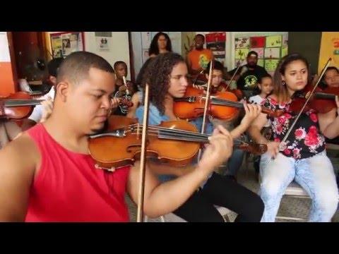 Gala Miami comemora os 20 anos da Orquestra da Grota