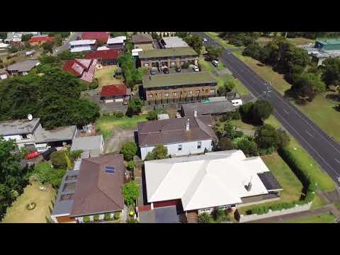 Drone View Port Fairy And Warrnambool Vic  Australia