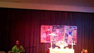 Andrea Kalff - Korean Shamanism - Shaman Sickness