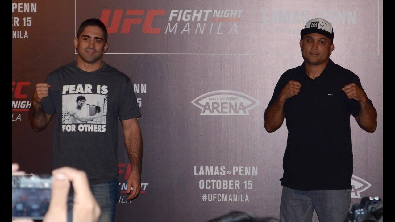 UFC Fight Night: Lamas vs. Penn