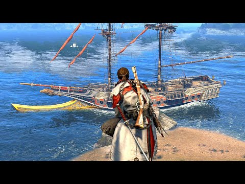 Assassin's Creed Rogue Master Templar Outfit & Stealth Kills PC Gameplay Ultra Settings thumbnail