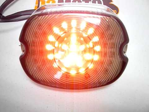 harley davidson led tail light youtubeharley davidson led tail light