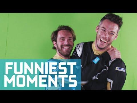 Funniest Formula E Moments!
