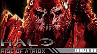 Halo: Rise of Atriox #5 - Review