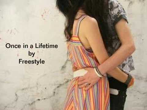 Once in a Lifetime - Freestyle