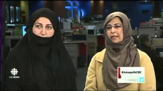 CBC News: Canadian Ahmadiyya Muslim Women launch new awareness campaign #JeSuisHijabi