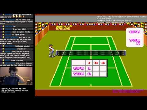 RGG против Кекса. Мошна Super Tennis`а