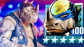 Rocksteasy & Turtles Movie - Teenage Mutant Ninja Turtles Legends