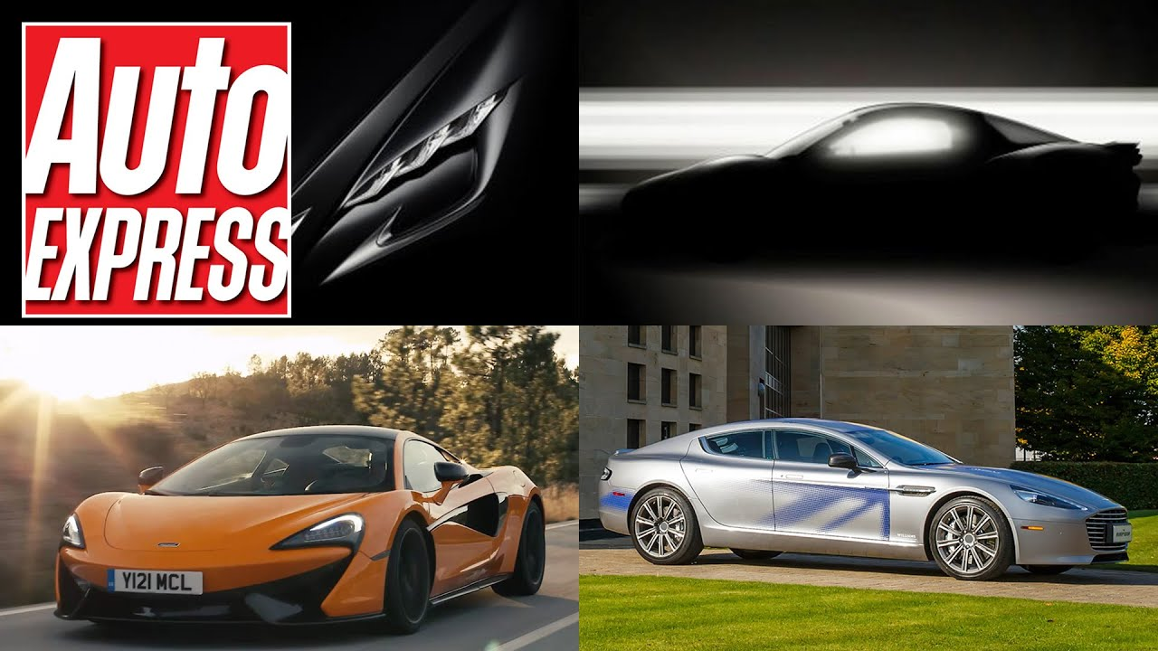 Tesla reliability woes,  Aston RapidE & best cars for 2016 - Car news in 90 seconds