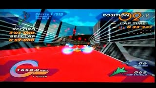 Jet Ion GP Playstation 2 Gameplay