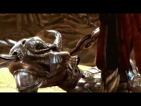 Castlevania: Lords of Shadow - Chapter 10 Boss 1: The Silver Warrior