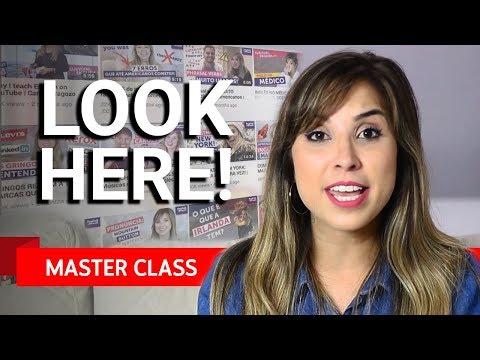 How to Make Eye-catching Thumbnails   Master Class #3 ft. Carina Fragozo