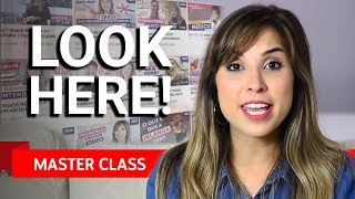 How to Make Eye-catching Thumbnails | Master Class #3 ft. Carina Fragozo thumbnail