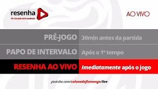 Pós-jogo: Flamengo x Botafogo