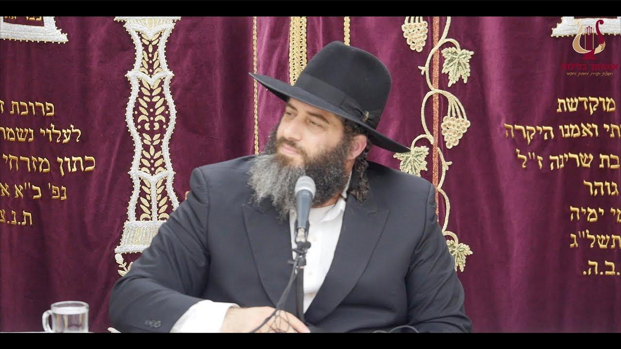 הרב רונן שאולוב - מסירות נפש של בת ישראל !!! השכר והזכות לעולמי עד !!! צניעות !!!