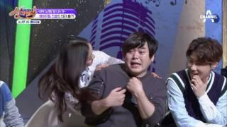 [선공개] #희철_성규_심쿵 소나무 디애나의 불타는 의자 춤