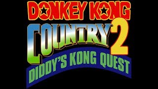 Donkey kong country 2 - Hard as a Kongcrete #seraquevai