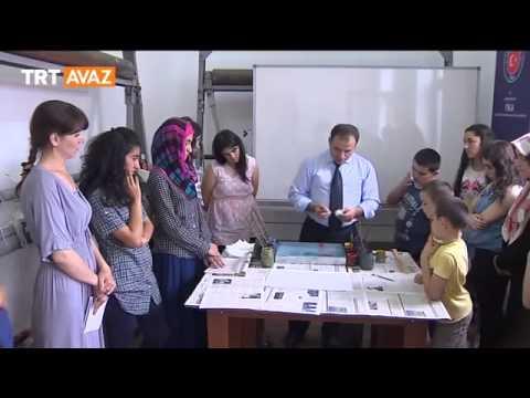 Can Azərbaycan   Şəki şəhəri TİKA Ramazan bayramı