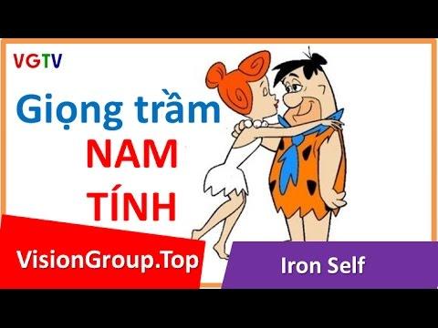 Làm sao tán gái nhanh   Giọng nói kích thích   Vision Group   Iron Self