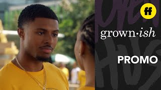 grown-ish | The Crew Is Back | Freeform