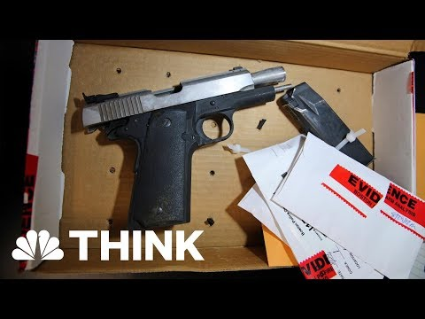 Tracing The Gun: The Archaic Way The U.S. Tracks Gun Ownership | Think | NBC News
