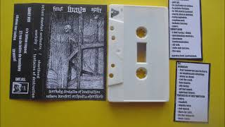NELSON MONFORT ORCHESTRA / SHORTLIVED / WORKSHY / TENTACLES OF DESTRUCTION - 4 way split (tape rip)