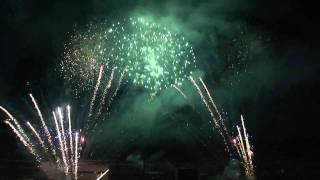 ** HD ** Japanese Fireworks : Fireworks Festival of New Year @ Twin Ring Motegi ( 4th part ) thumbnail