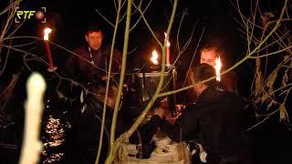 Feuer & Wasser - Neckarschwimmen im Schein von Fackeln