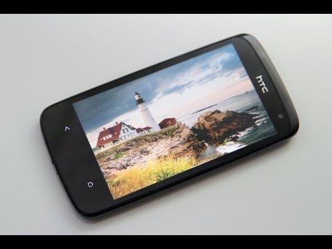 Обзор HTC Desire 500 dual SIM: две SIM-карты в глянце